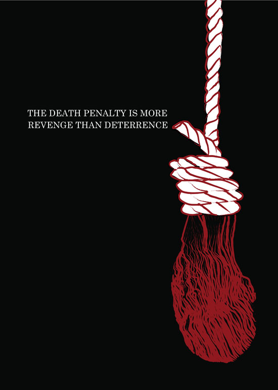 the death penalty is the punishment The ultimate punishment, the death penalty, violates the 8th amendment's prohibition on cruel and unusual punishment america frequently executes, or sentences to die, the intellectually disabled, people with severe brain injury or survivors of extreme childhood trauma and abuse.